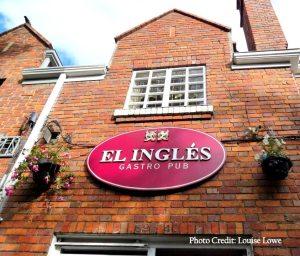 El Ingles in Chapinero, Bogota
