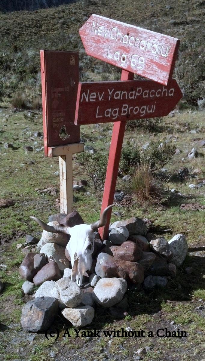 A taste of the wild west in Peru