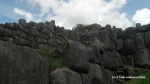 The impressive Incan walls of Sacsayhuaman, which fit together perfectly without the use of mortar