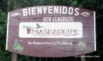 Entrance to Mashaquipe