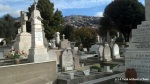 Cementerio de Disidentes in Valparaiso. If you look closely, you will see Spanish, English and German all represented!
