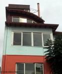 The La Sebastiana home in Valparaiso, built to look like a ship