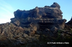 Another view of the lava formations