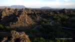 A view of the expansive Dimmuborgir
