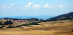 The rolling hills of western Serbia