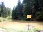 Jarevac Lake in National Park Tara