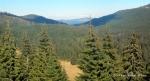 The beautiful, green Apuseni mountains