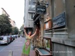 The Yank without a Chain at Jevrem, a fabulous restaurant in Belgrade