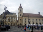 The large square in Sibiu's old town