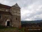 The fortified church in Cisnadioara