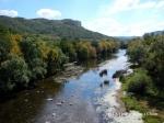 The Yantra River near Veliko Tarnovo