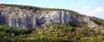 The cliffs in Samovodene, just outside Veliko Tarnovo