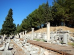 Part of the marketplace in Ephesus
