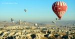 Another stunning view of the Cappadocia landscape