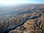 The White Valley in Cappadocia viewed from a hot air balloon