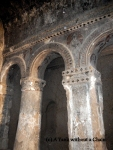 Inside the Selime Monastery