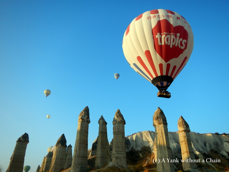 Balloons in Love Valley