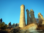 Fairy chimneys in Love Valley