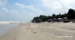 The beach at Hoi An