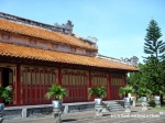 A temple inside the imperial citadel in Hue