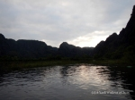 A view of Tam Coc