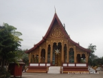 Vat Manorom - a temple in Luang Prabang