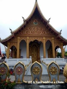 Vat Nong in Luang Prabang