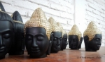 Finished products at the Artisans Angkor workshop