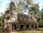 The fire house at Preah Kahn