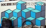 Chiang Mai Street Art Blocks