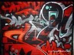 Chiang Mai Street Art Urban Scrawl
