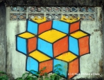 Chiang Mai Street Art Blocks 2