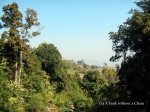 The view from Mo Paeng waterfall