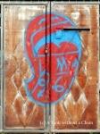 Chiang Mai Street Art Ghost