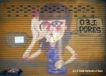 Chiang Mai Street Art Girl