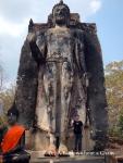Wat Saphan Hin at Sukothai Historical Park