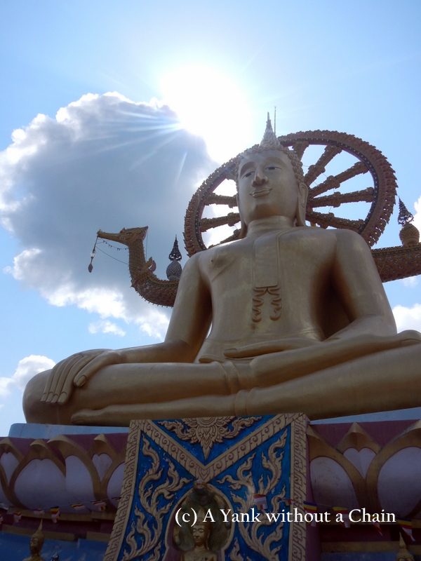 The Big Buddha on Koh Samui