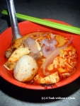 One of my favorites - Curry Mee on Lebuh Chulia in the center of town