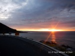 Sunrise over the Great Ocean Road