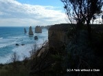 The famous 12 Apostles site near Port Campbell