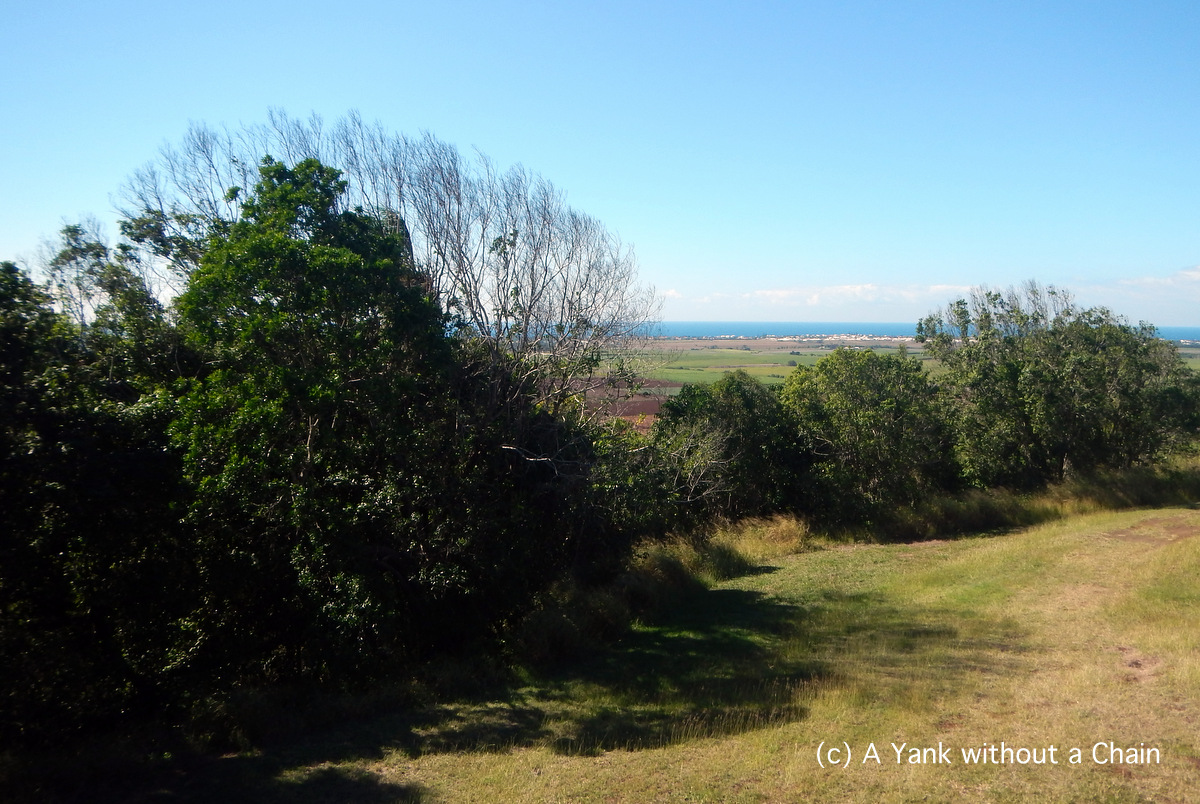 View over Bargara from the Hummock Lookout
