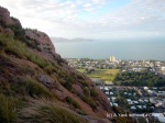 The view of Townsville from Castle Hill