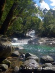 Josephine Falls in Wooroonooran National Park