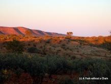 Sunset Kings Canyon 2