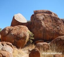 Another split piece of granite