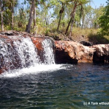 The Buley Rockhole, a lovely swimming hole at Litchfield National Park