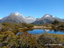 Key Summit Alpine Track 5