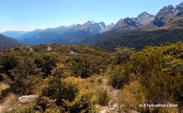 Key Summit Alpine Track 7